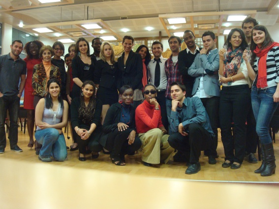 Participants Congrès 13/04/2012